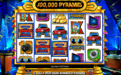 100.000 pyramid