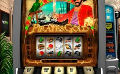 machines a sous pirate's gold