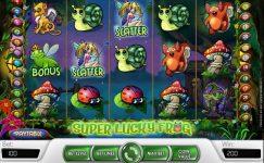 super lucky frog machines à sous