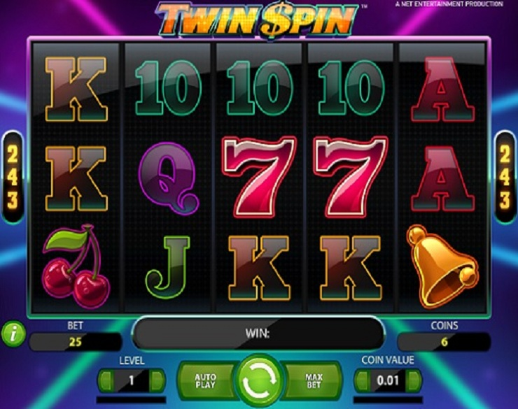 Twin Spin Deluxe