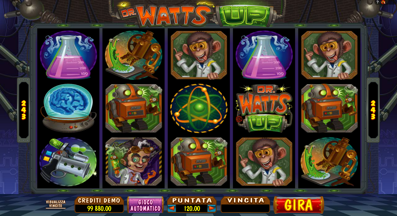 Dr. Watts Up