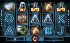 paranormal activity jeu de casino gratuit sans téléchargement