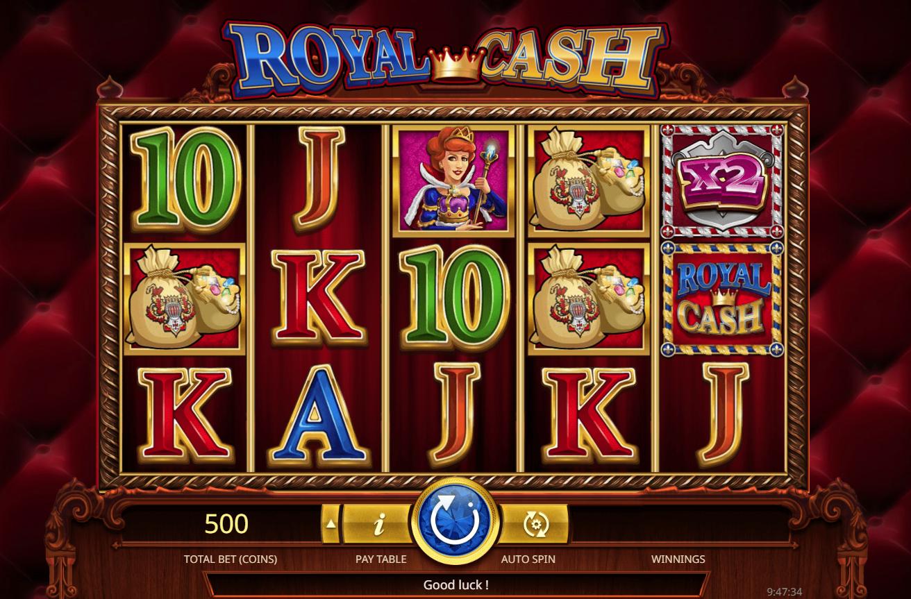 Royal Cash
