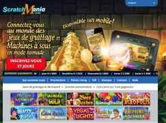 scratchmania casino en ligne