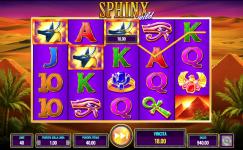 jeu gratuit casino sphinx wild