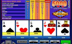 vegas joker poker